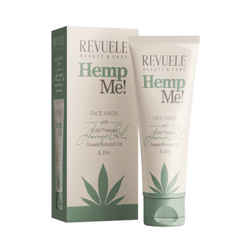 Revuele Hemp Me! - Face Mask