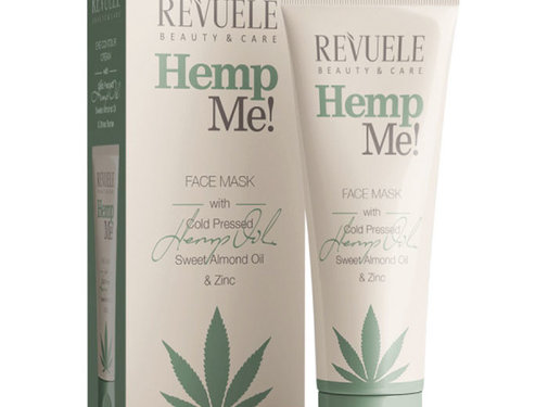 Revuele Hemp Me! - Face Mask