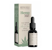 Revuele Hemp Me! - Face Serum
