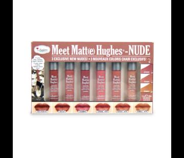 theBalm Meet Matt(e) Hughes Nude Set