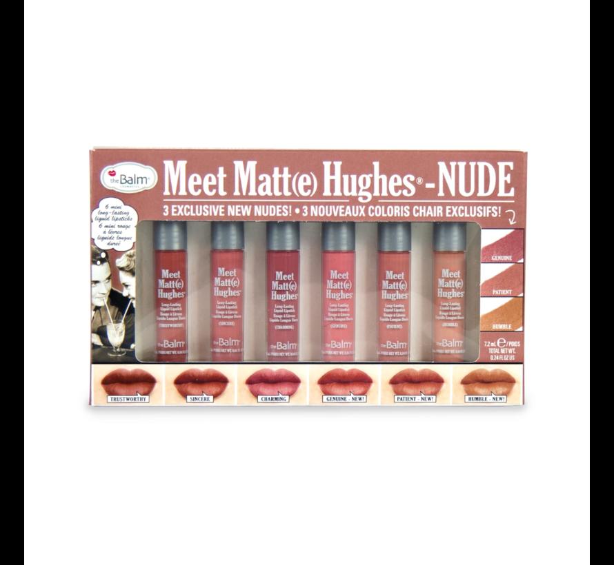 Meet Matt(e) Hughes Nude Set