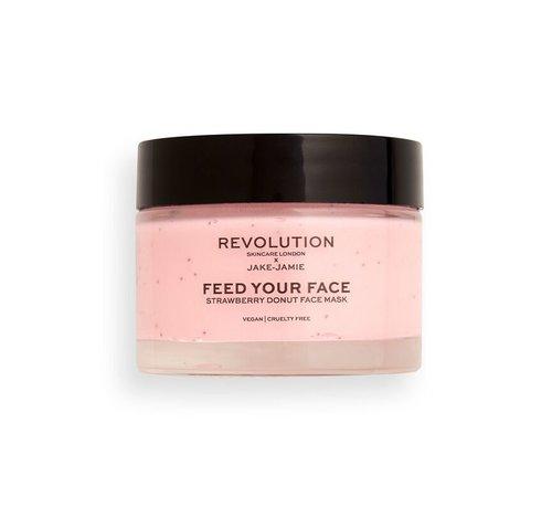 Revolution Skincare x Jake - Jamie - Strawberry Donut Face Mask