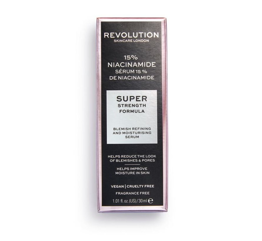 Extra 15% Niacinamide Serum