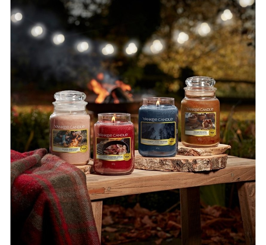 Crisp Campfire Apples - Small Jar