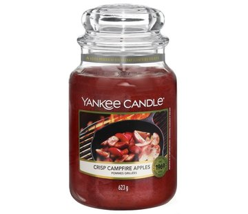 Yankee Candle Crisp Campfire Apples - Large Jar