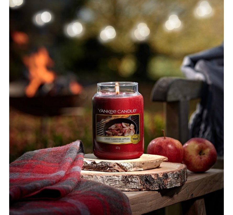 Crisp Campfire Apples - Large Jar