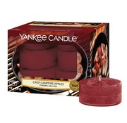 Yankee Candle Crisp Campfire Apples - Tea Lights