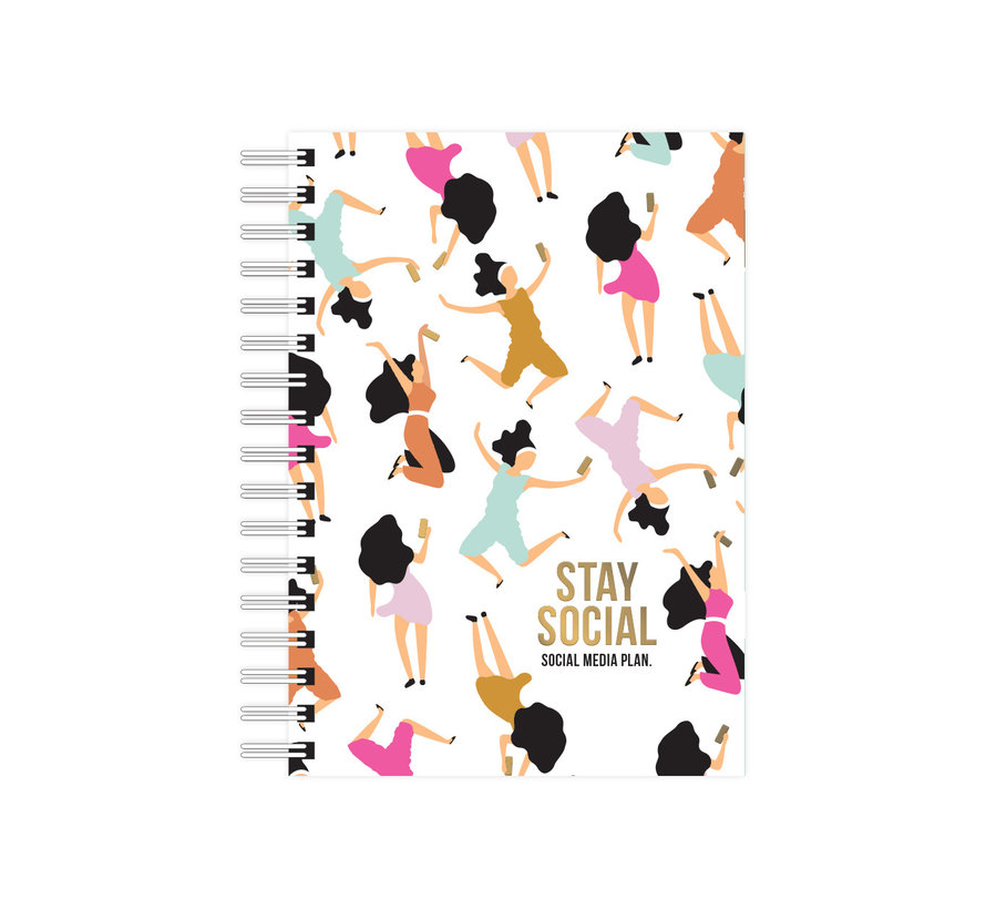 Notebook - Stay Social