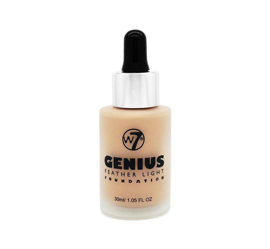 Genius Feather Light Foundation - Sand Beige