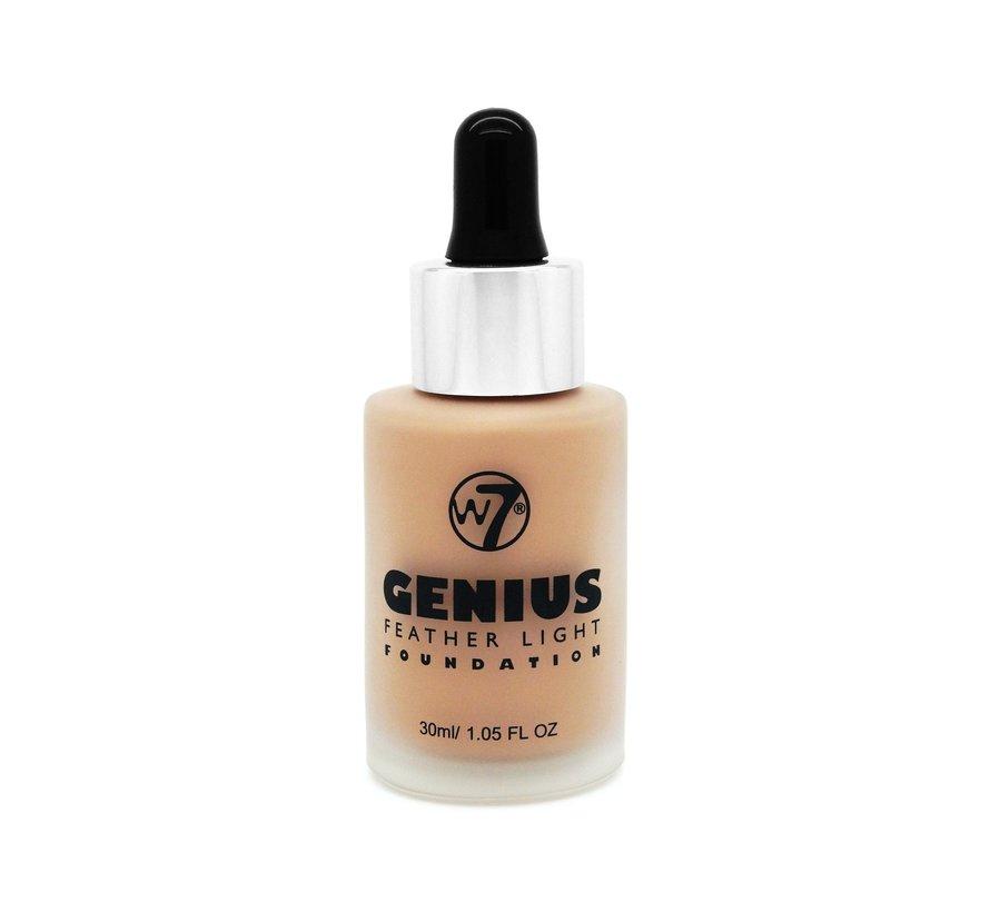 Genius Feather Light Foundation - Natural Beige