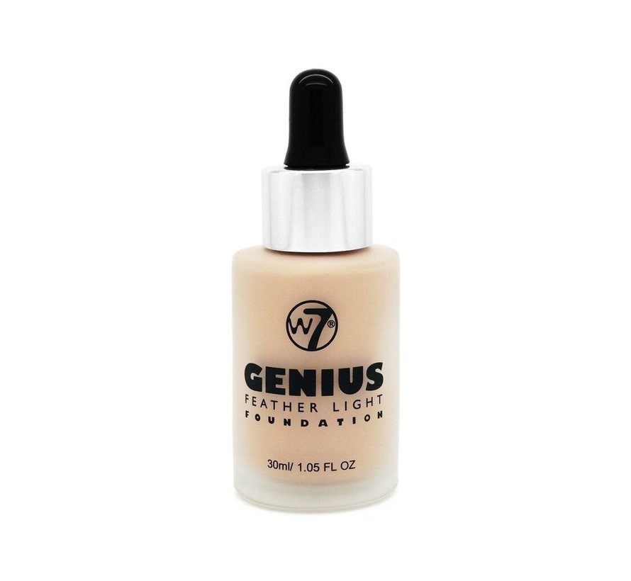 Genius Feather Light Foundation - Buff