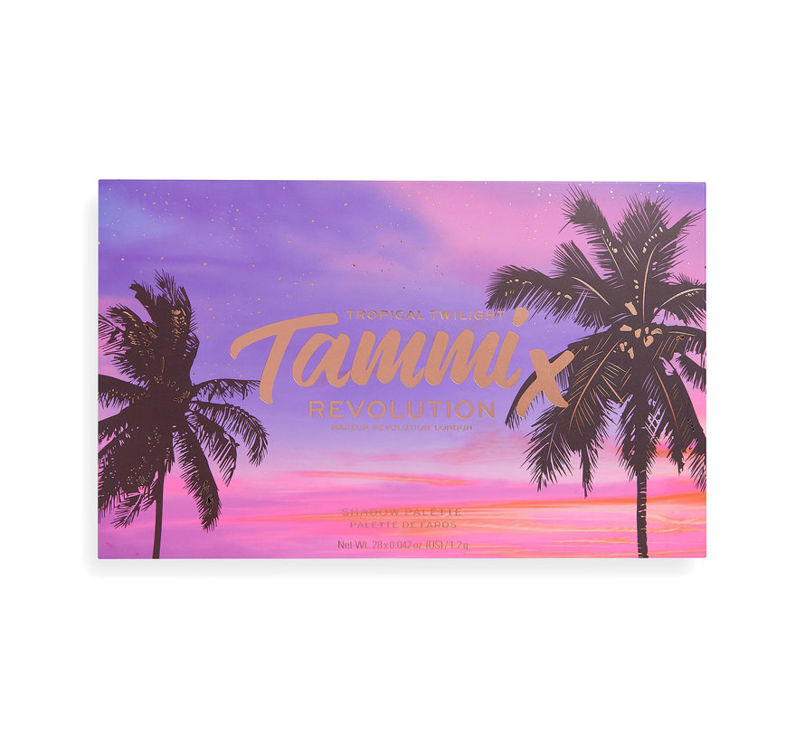 Tammi - Tropical Twilight Palette