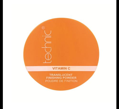 Technic Vitamin C Translucent Finishing Powder