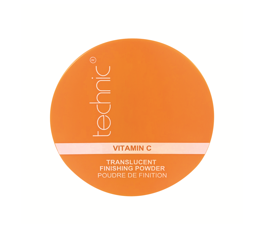 Vitamin C Translucent Finishing Powder
