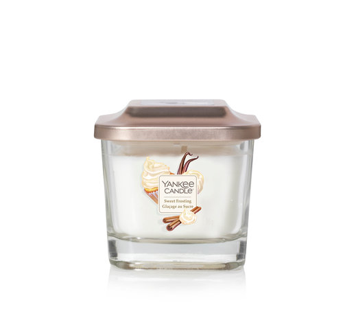 Yankee Candle Sweet Frosting - Small Vessel