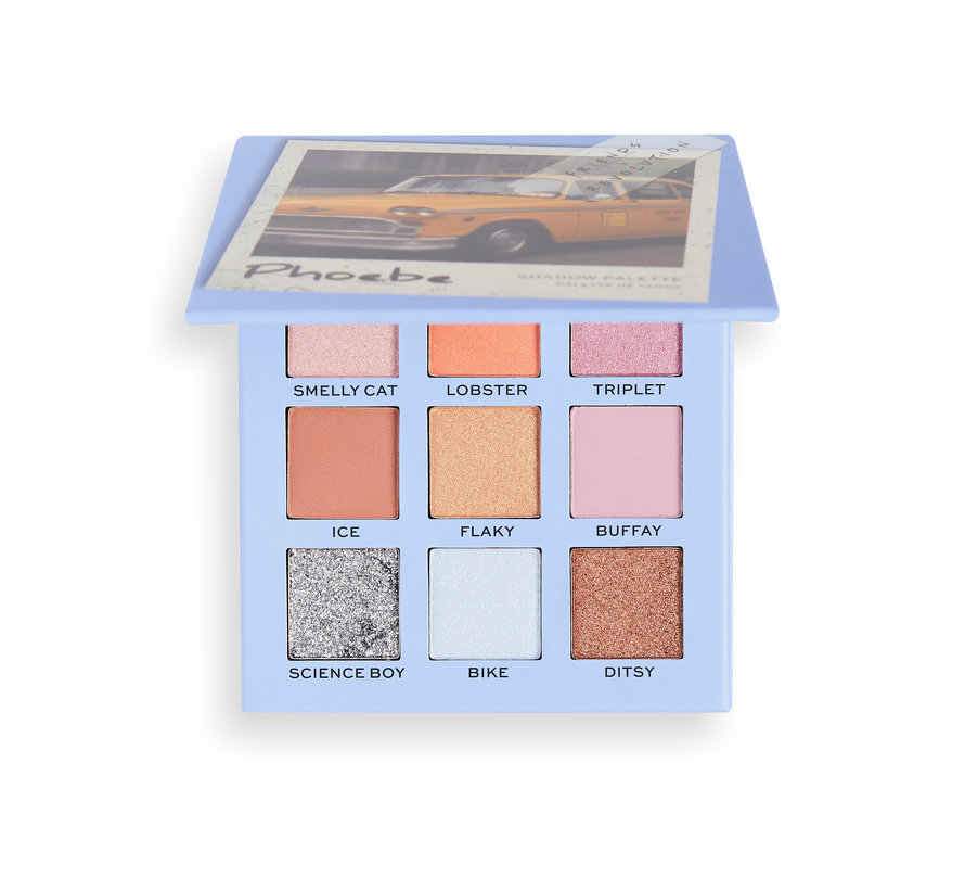 X Friends - Phoebe Palette