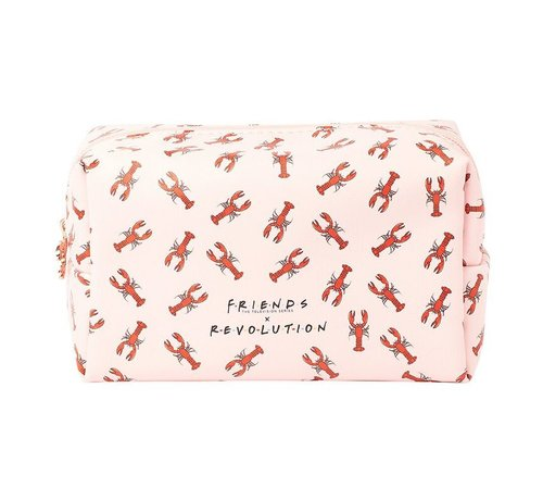 Makeup Revolution X Friends - Lobster Cosmetic Bag