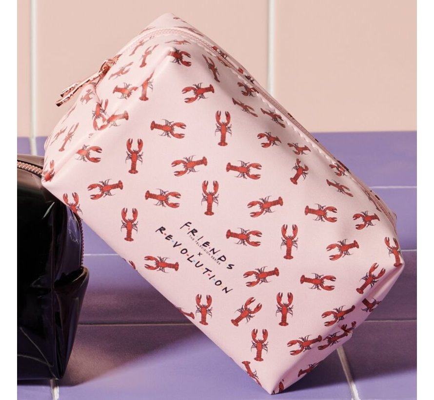 X Friends - Lobster Cosmetic Bag