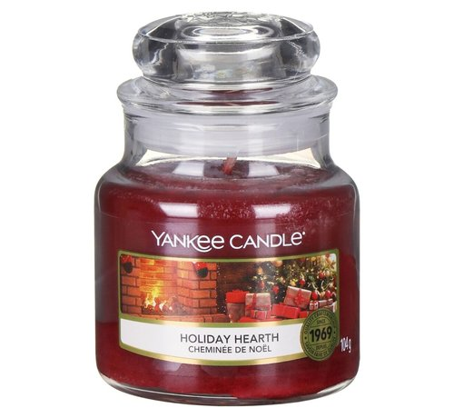 Yankee Candle Holiday Hearth - Small Jar