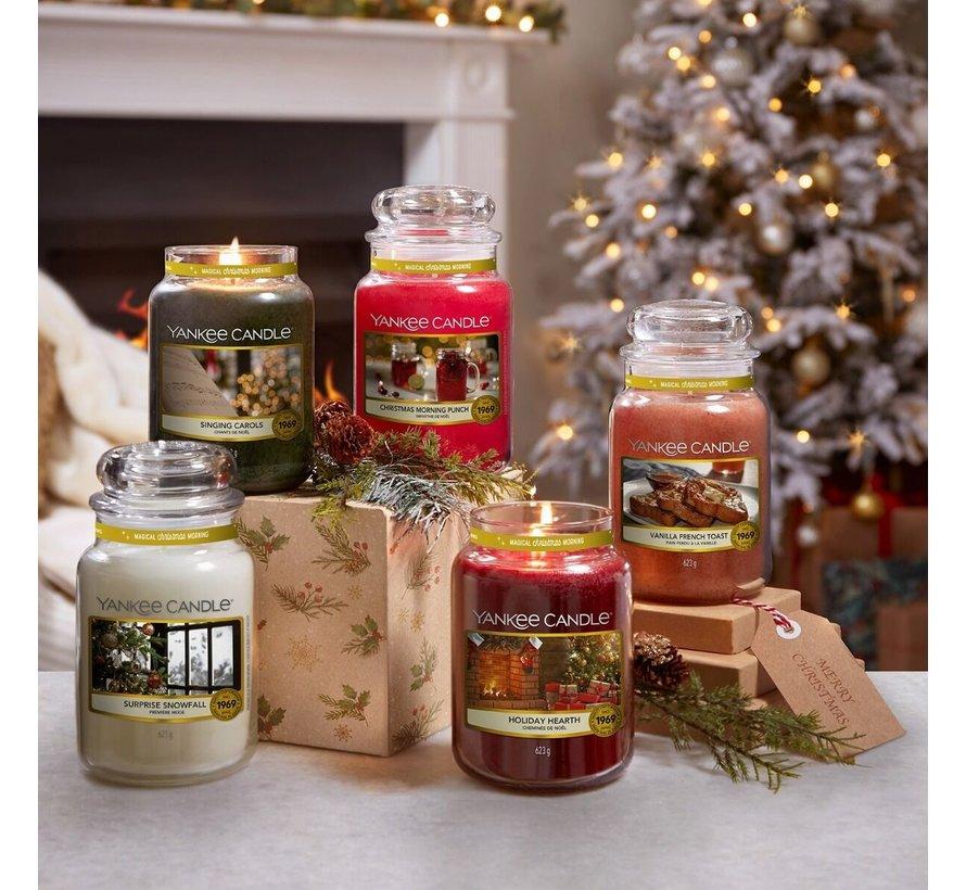 Holiday Hearth - Large Jar
