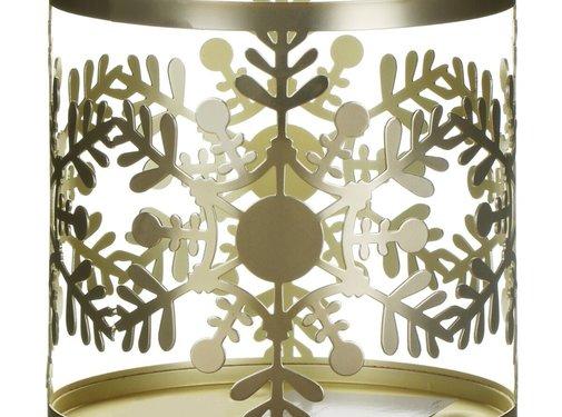 Yankee Candle Snowflake Frost Jar Sleeve