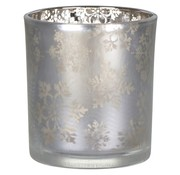 Yankee Candle Snowflake Frost Large Votive Holder