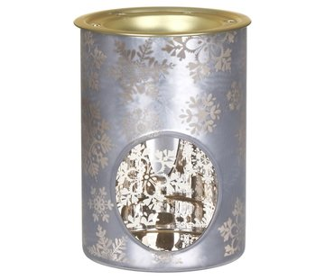 Yankee Candle Snowflake Frost Melt Warmer