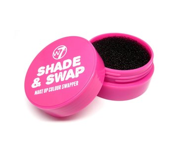 W7 Make-Up Shade & Swap