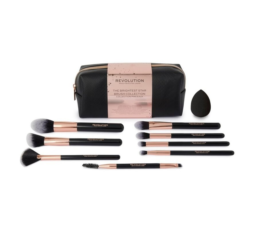 The Brightest Star Brush Collection - Gift Set