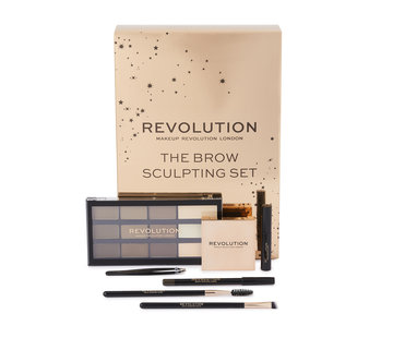 Makeup Revolution The Brow Sculpting Gift Set