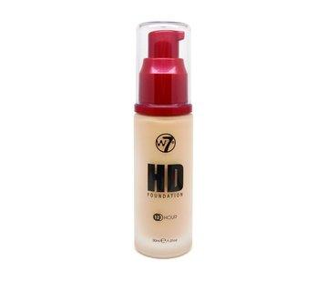 W7 Make-Up HD Foundation - Buff