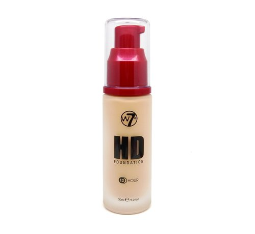 W7 Make-Up HD Foundation - Buff - Foundation