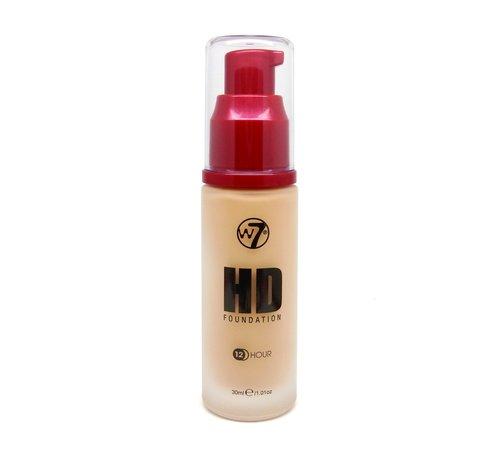 W7 Make-Up HD Foundation - Fresh Beige - Foundation