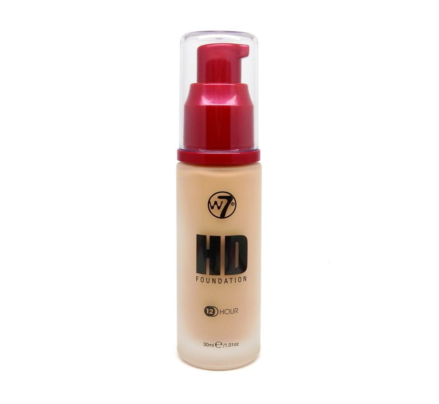 HD Foundation - Sand Beige - Foundation