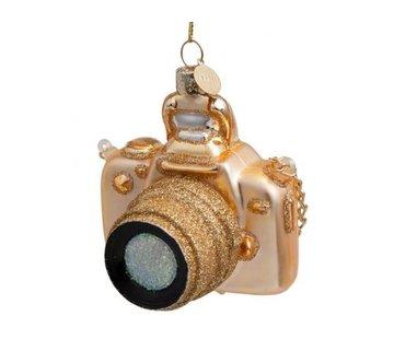 Vondels Kerstbal - Golden Camera