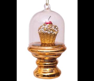 Vondels Kerstbal - Cupcake Dome