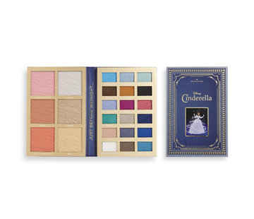 I Heart Revolution x Disney Fairytale Books - Cinderella Palette