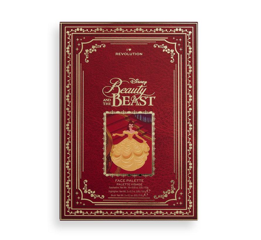 x Disney Storybook - Belle Palette