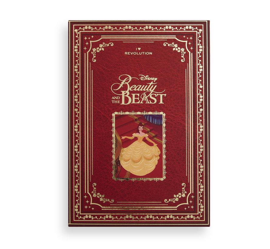 x Disney Fairytale Books - Belle Palette