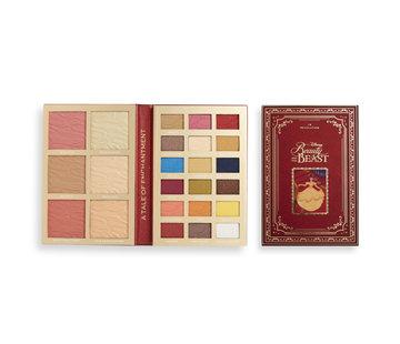 I Heart Revolution x Disney Fairytale Books - Belle Palette