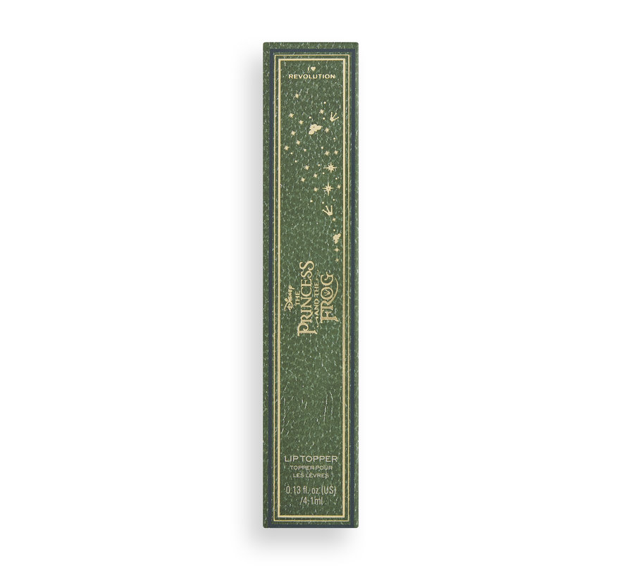 x Disney Fairytale Books - Tiana Lip Topper