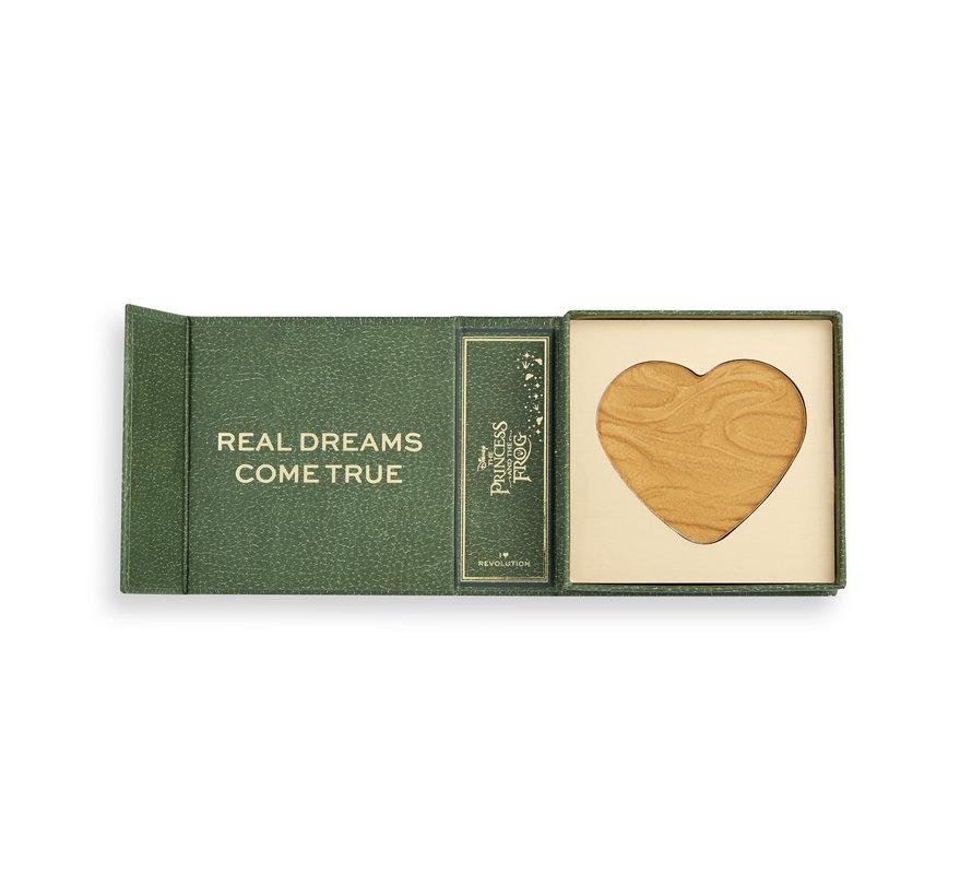 x Disney Fairytale Books - Tiana Highlighter