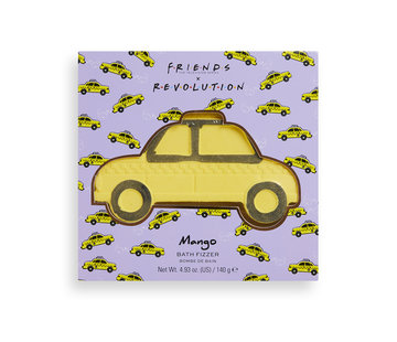 Makeup Revolution x Friends - Taxi Bath Fizzer