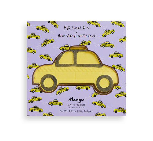 Makeup Revolution x Friends - Taxi Bath Fizzer