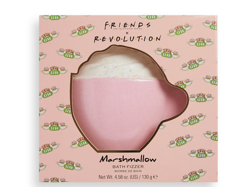 Makeup Revolution x Friends - Coffee Cup Bath Fizzer