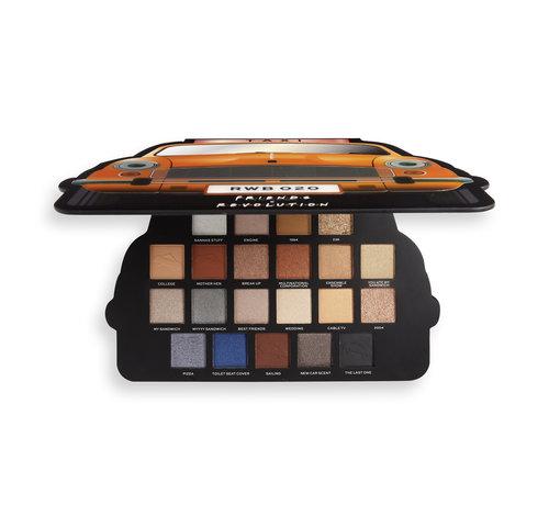 Makeup Revolution X Friends - Take A Drive Palette