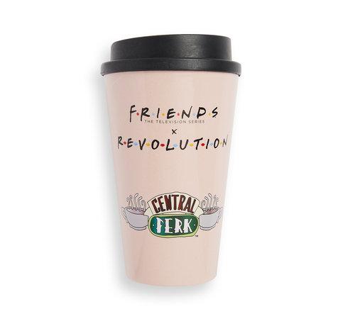 Makeup Revolution X Friends -  Espresso Body Scrub
