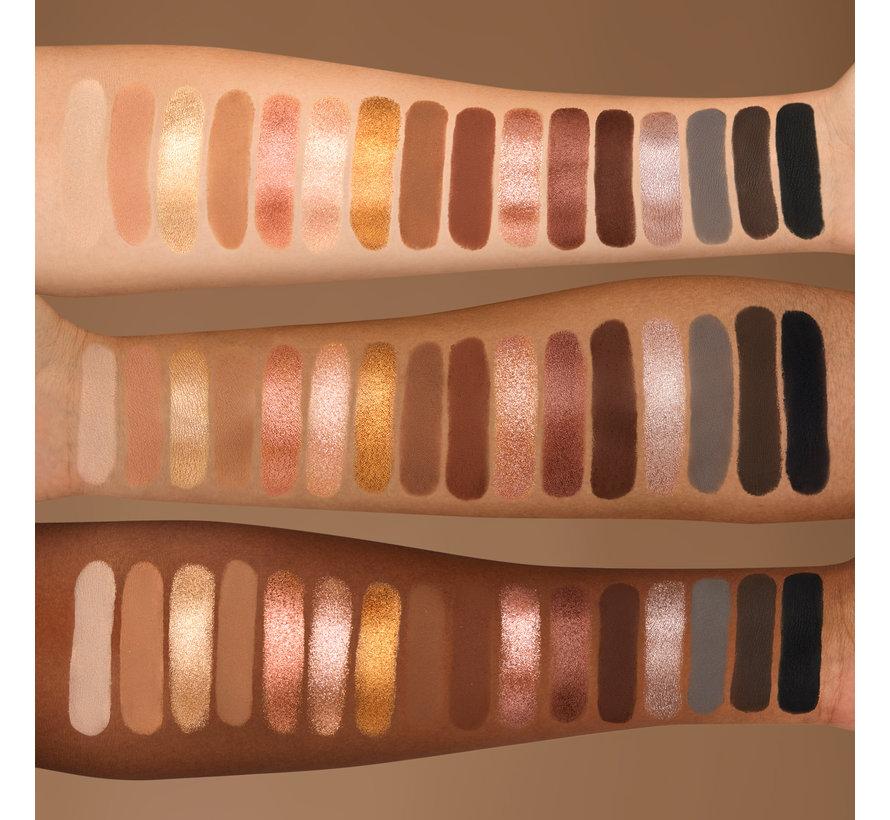 Side By Side Nude Palette