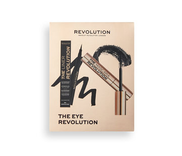Makeup Revolution The Eye Revolution Gift Set