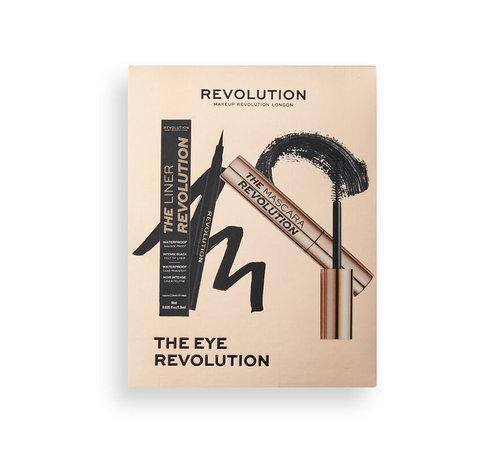 Makeup Revolution The Eye Revolution Gift Set